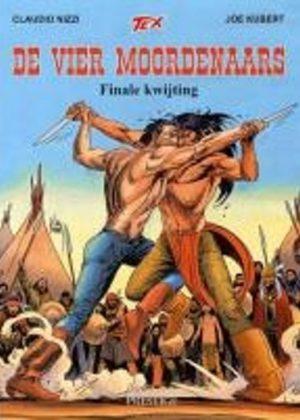 Tex - De Vier Moordenaars / Finale kwijting
