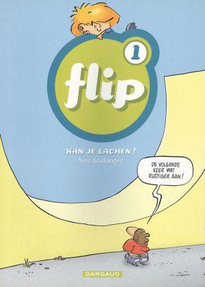 Flip 1 - Kan je lachen!