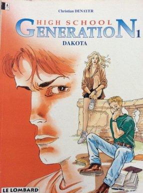 Highschool generation 1