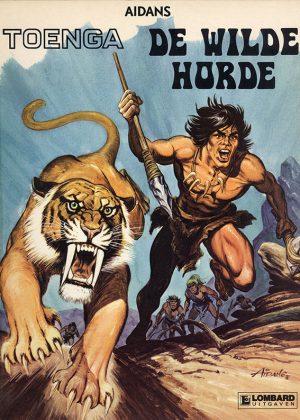 Toenga - De Wilde Horde