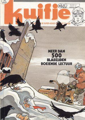 Kuifje Weekblad Album (10 edities)