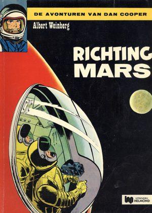 Dan Cooper - Richting Mars