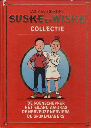 Suske en Wiske Collectie - De Poenschepper (Hardcover)