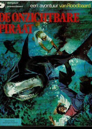 Roodbaard - De onzichtbare piraat