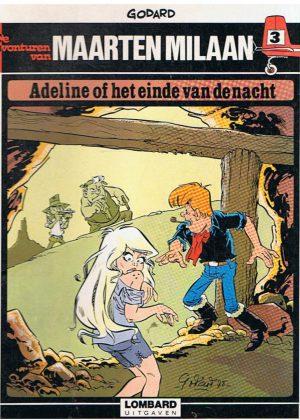 Maarten Milaan 3- Adeline of het einde van de nacht