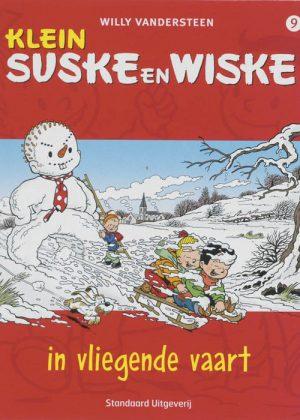 Klein Suske en Wiske 9 - In vliegende vaart