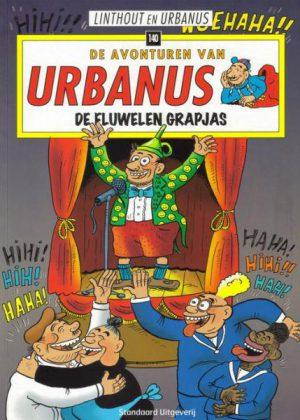De avonturen van Urbanus - De fluwelen grapjas