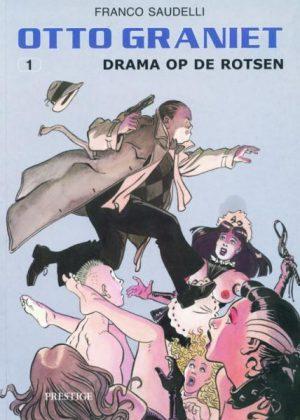 Otto Graniet 1 - Drama op de rotsen