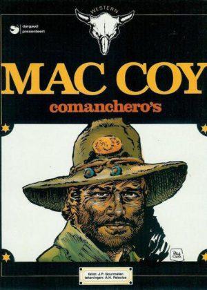 Mac Coy- Comanchero´s