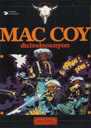 Mac Coy- Duivelscanyon