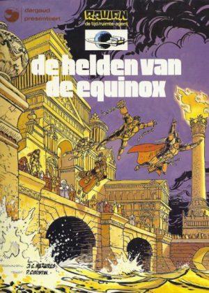 Ravian - De helden van de equinox