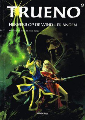 Trueno - Hekserij op de wind-eilanden