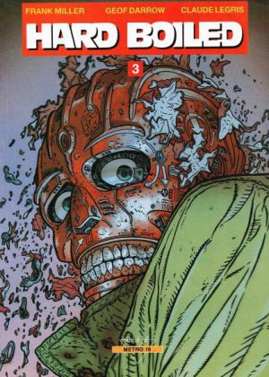 Hard Boiled 3 - Metro Collectie 18 (Hardcover)