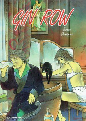 Gin Row - HC