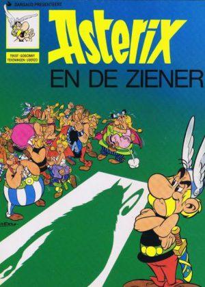 Asterix - en de Ziener (Dargaud)
