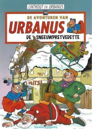 De avonturen van Urbanus - De sneeuwpretvedette