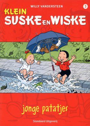 Klein Suske en Wiske 3 - Jonge patatjes