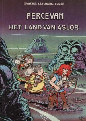 Percevan - Het Land van Aslor (Hardcover)