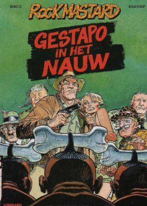 RockMastard - Gestapo in het nauw