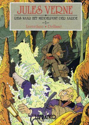 Jules Verne - Reis naar het middelpunt der Aarde 1