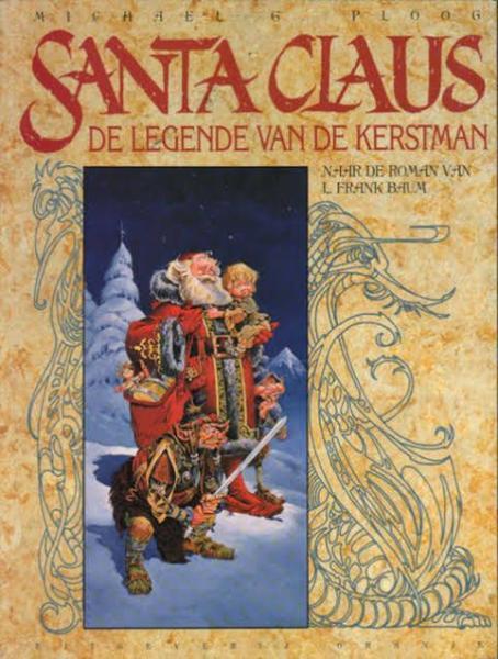 Santa Claus - De Legende van de Kerstman