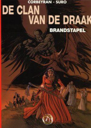 De clan van de draak - Brandstapel