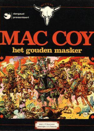 Mac Coy- Het Gouden Masker