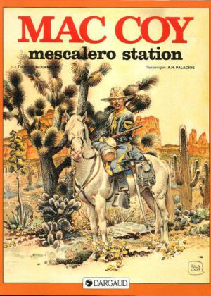 Mac Coy- Mescalero Station