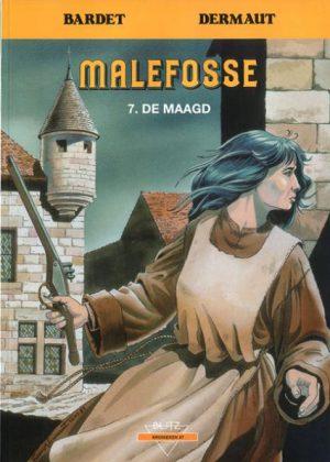 Malefosse 7 - De Maagd
