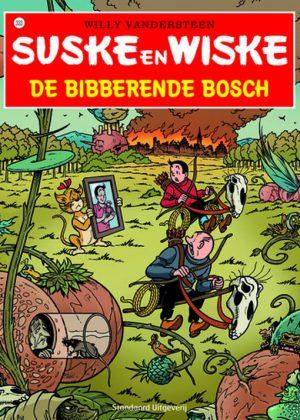 Suske en Wiske 333 - De bibberende bosch