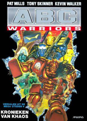 ABC Warriors - Kronieken van Khaos
