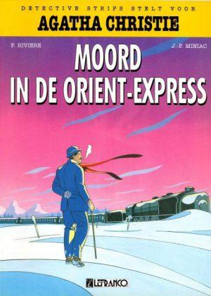 Agatha Christie - Moord in de Orient Express