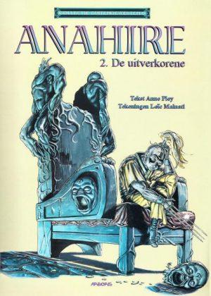 Anahire - De uitverkorende