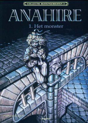 Anahire - Het monster