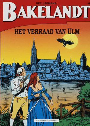 Bakelandt - Het verraad van Ulm