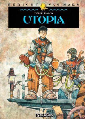 Bericht van Mars - Utopia