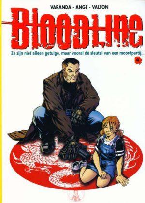 Bloodline - Tussen twee werelden