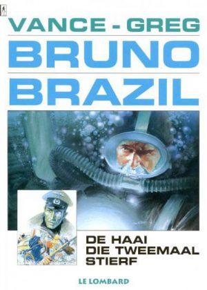 Bruno Brazil - De haai die tweemaal stierf