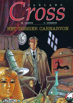 Carland Cross - Het dossier Carnarvon
