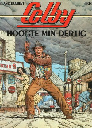 Colby - Hoogte min dertig