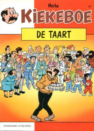 De Kiekeboes - De Taart