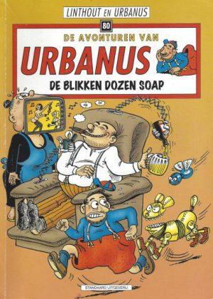 De avonturen van Urbanus - De blikken dozen soap