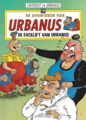 De avonturen van Urbanus - De facelift van Urbanus
