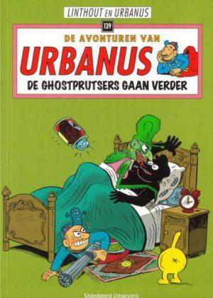 De avonturen van Urbanus - De ghostprutsers gaan verder