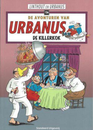 De avonturen van Urbanus - De killerkok