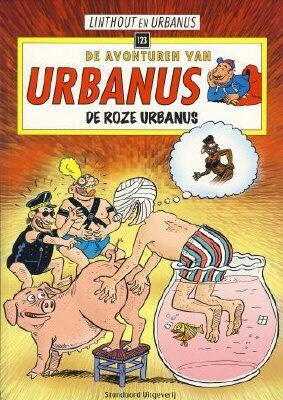 De avonturen van Urbanus - De roze Urbanus