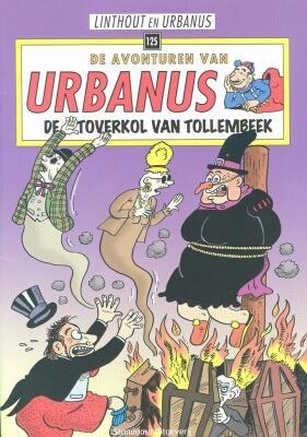 De avonturen van Urbanus - De toverkol van Tollembeek