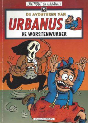 De avonturen van Urbanus - De worstenwurger