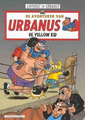 De avonturen van Urbanus - De yellow kid