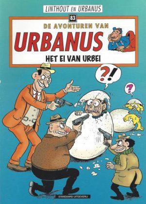 De avonturen van Urbanus - Het ei van Urbei